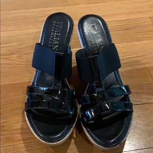Italian Shoemakers Wedges